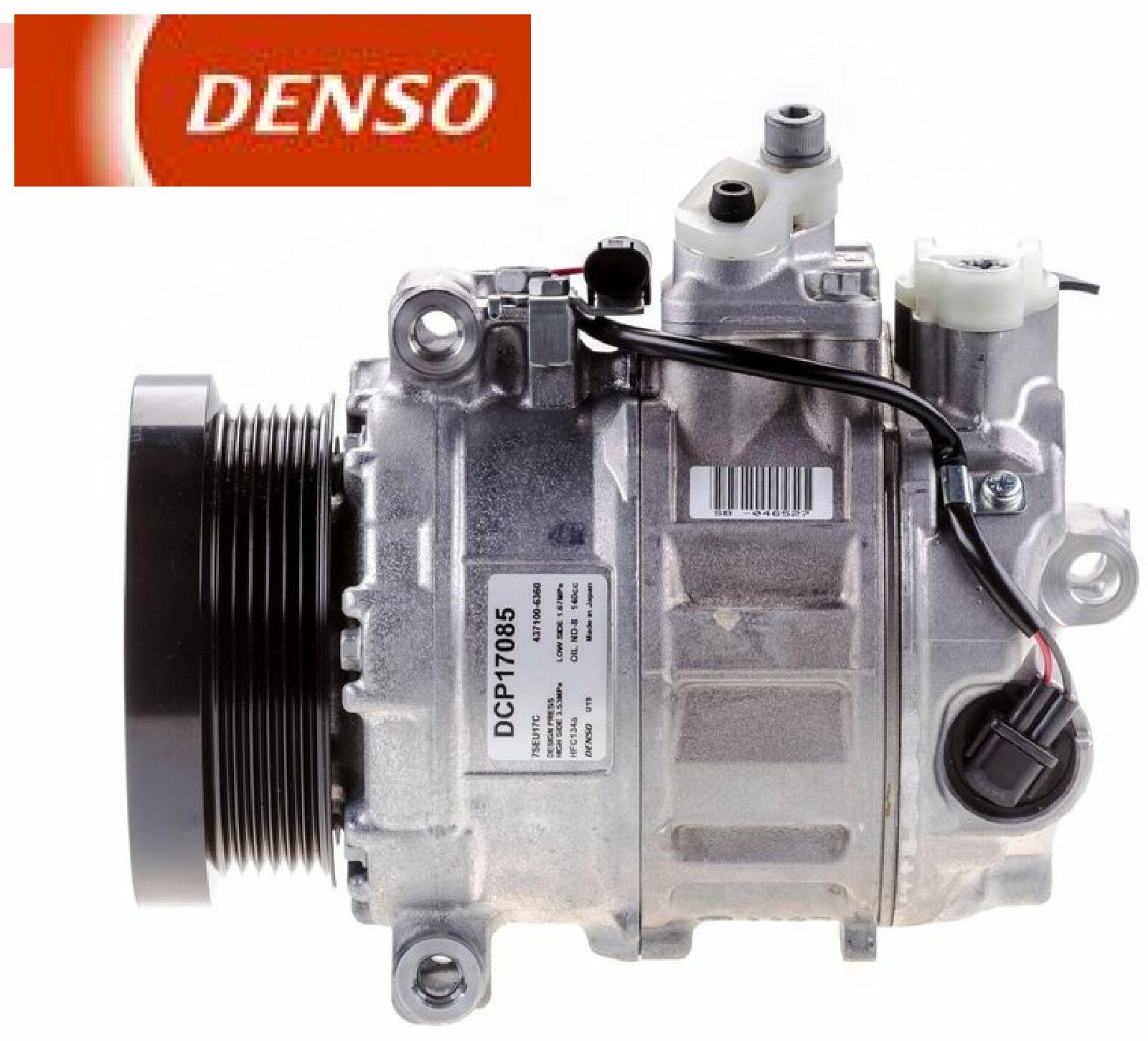 Denso Klimakompressor Kompressor Klima Dcp40004 Ebay Kompresor Vw Polo Das Bild Wird Geladen
